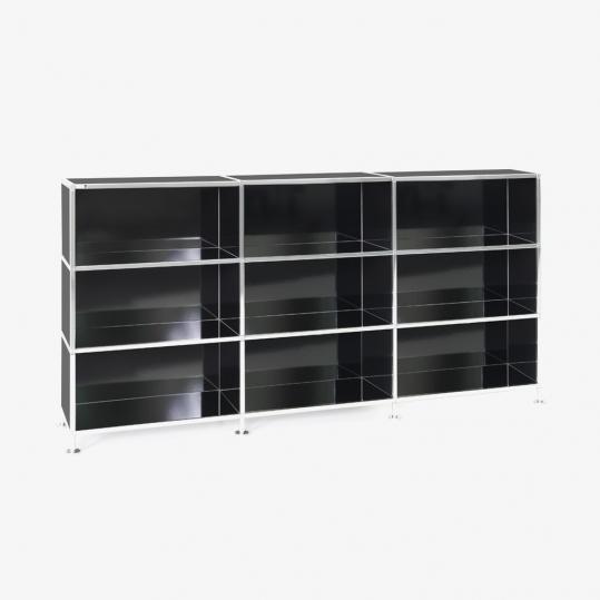 Skříňky otevřené S 3OH 3S