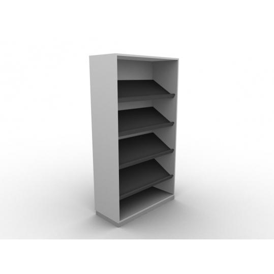 Systémové skříně OWL OT Výstavní regály