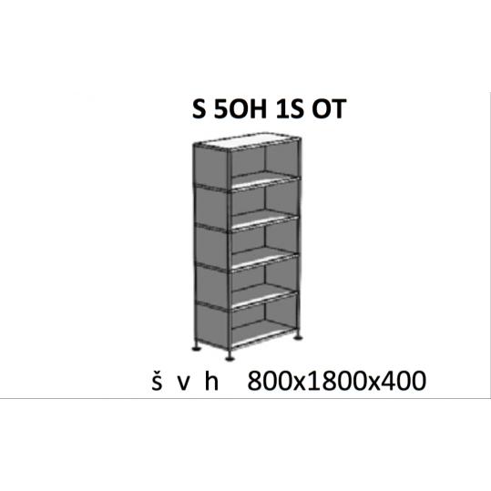 S 5OH 1S OT