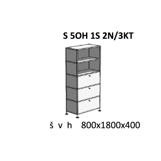 S 5OH 1S 2N/3KT