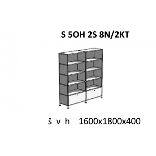 S 5OH 2S 8N/2KT