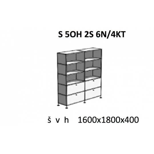 S 5OH 2S 6N/4KT